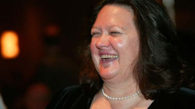 Mining queen Gina Rinehart says Australia must follow Singapore's lead and import guest workers to plug staffing holes.