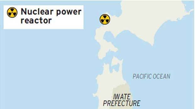 Emergency shutdowns ... all of Japan's 55 nuclear power plants went offline at the earthquake and tsunami struck, as ...