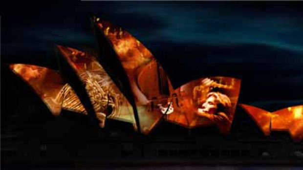 Projections by Obscura Digital - YouTube Symphony Orchestra 2011