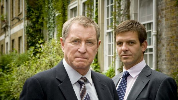 Midsomer is no place for ethnic minorities, says co-creator.