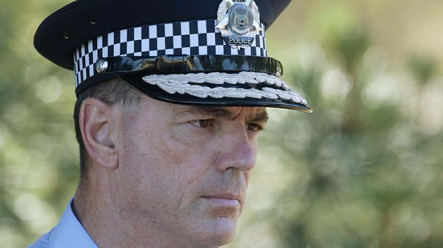 Police Commissioner Karl O'Callaghan today told the CCC he had received advice from the ALS that Mr Spratt did not want ...