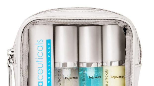 Facial to go ... Intraceuticals travel pack, $89.