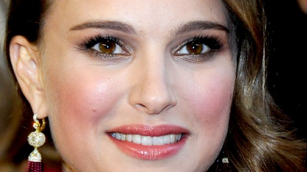 Target ... Natalie Portman among the victims of alleged hacker attack.