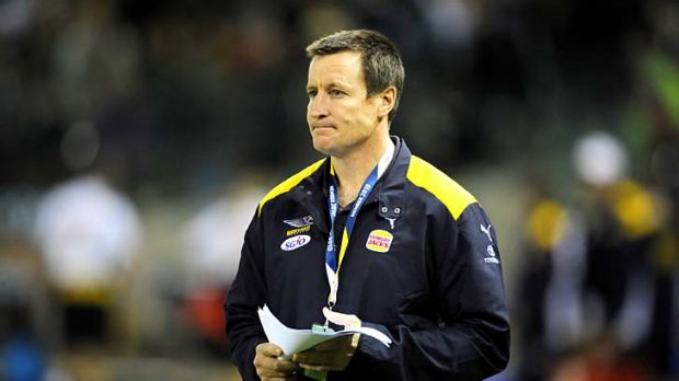 John Worsfold can only be considered for induction to the AFL Hall of Fame as either a player or a coach and not a ...