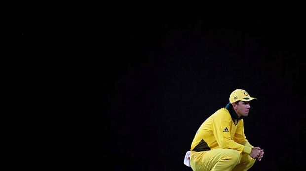 Under fire: Ricky Ponting's future is clouded following anonymous revelations from Cricket Australia that he faces the ...