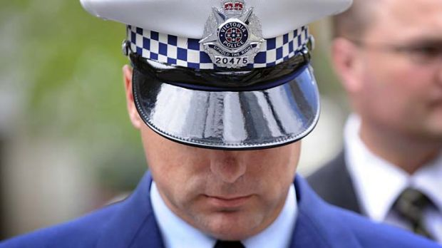 Sergeant Colin Dods at the inquest last year.