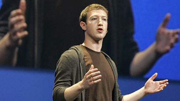 Mark Zuckerberg,