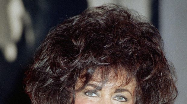 Nose for success ... Elizabeth Taylor's White Diamonds fragrance was a best-seller.