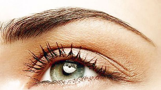 Brow beaters ... Australian women said to have the world's best eyebrows.