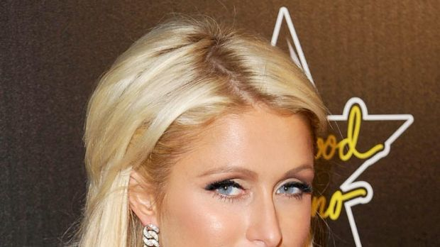 """Amibtions realised ... Paris Hilton left with """"nothing else to do""""."""