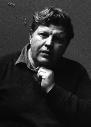 Artist Fred Williams in 1983.
