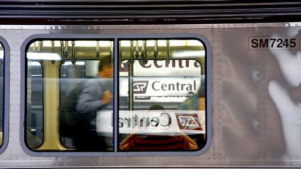 In the first three months of the year, 90.01 per cent of trains were deemed to be on time.