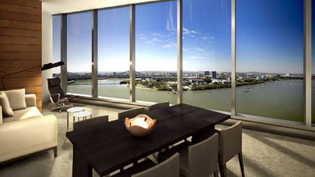 Plans for the high-profile Trilogy Tower in Brisbane's CBD have been abandoned.