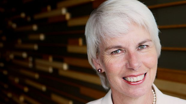 Mother of four Gail Kelly is a regular fixture on the Forbes most powerful women list.