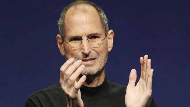 Steve Jobs ... picked holes in the strategy.