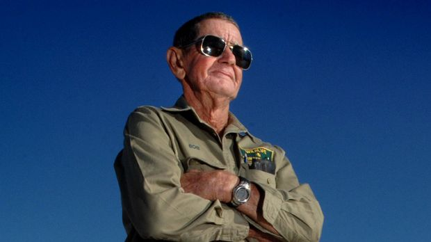 Bob Irwin - father of Steve - has reportedly been arrested at a coal seam gas protest in southern Queensland.