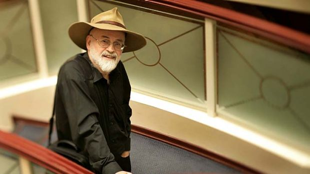 Sir Terry Pratchett ... dying with dignity.