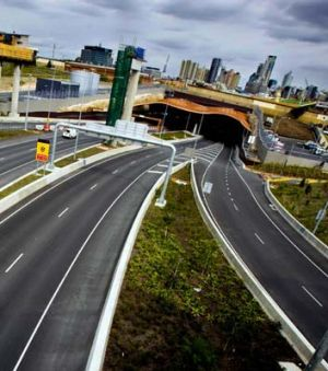 Forecaster Aecom is accused of providing misleading traffic forecasts for Brisbane's RiverCity Motorways.
