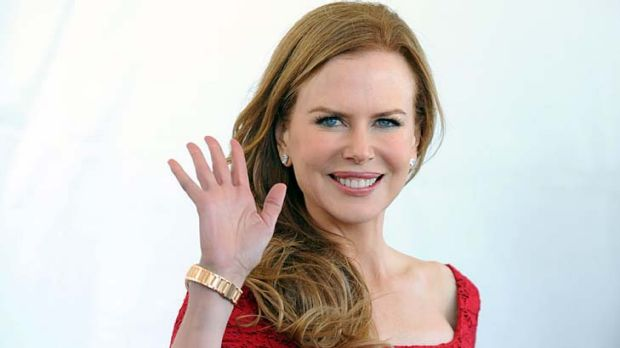 Still mind appeal ... Nicole Kidman's a fan