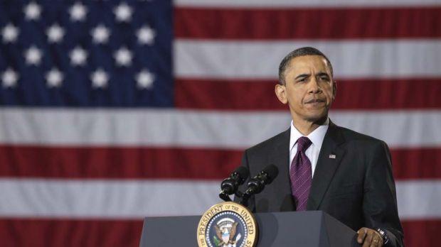 President Barack Obama ... promised change.