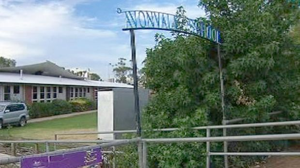 Avondale primary school in Northam.
