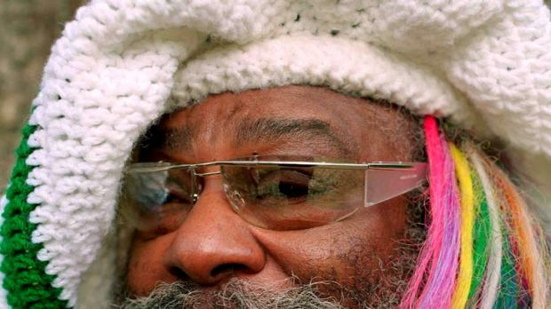 George Clinton.