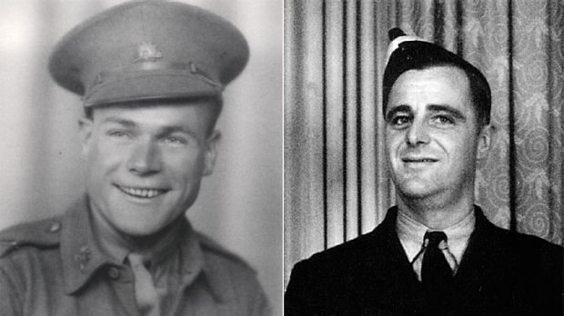 Other notable sportsmen of the day who served their country in battle included Melbourne Demons Ron Barassi snr and Syd ...