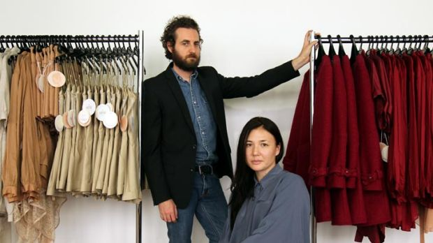 Fab formula ... Lover's creators Nic Briand and Susien Chong mix new designs with crowd-pleasing classics.