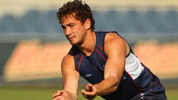 Rebels five-eighth Danny Cipriani.