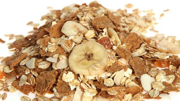 Muesli ... might not be as healthy as you think.