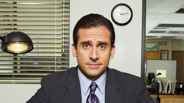 Now hiring ... Steve Carell has left the role of Michael Scott in <i>The Office</i>.