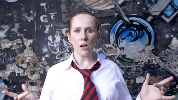 Does Catherine Tate have management potential?