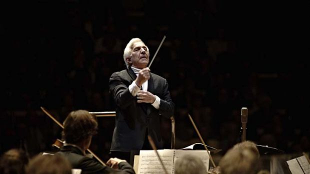 'The fact that (Ashkenazy) chose to do that with the SSO says a lot about his confidence with us' . . . Rory Jeffes, ...