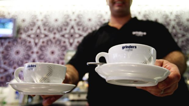 John Birmingham got coffee with an extra shot of attitude while dining out in Perth. But is the service in the West ...