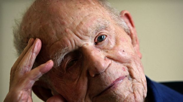 Last of the combatants ... Claude Choules, who died yesterday aged 110, was the last known survivor of the 70 million ...