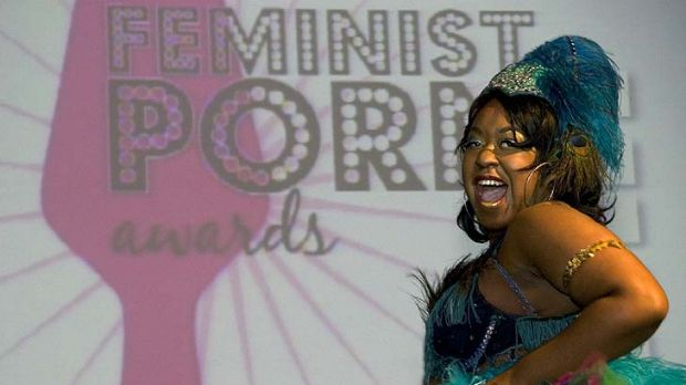 Breaking the mould ... the Feminist Porn Awards.