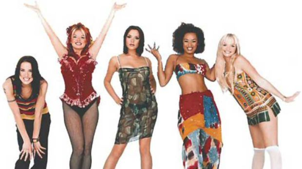 The Spice Girls'  in their heyday.