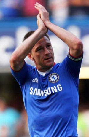 """I don't think anyone should be fearful of [Manchester] United"" ... Chelsea skipper John Terry."