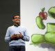 Android trying to eat Apple but malware still an issue ... Vic Gundotra, Google's senior vice president of engineering, ...