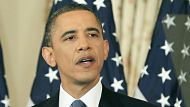 Obama lays out Middle East strategy (Video Thumbnail)