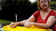 'Old girl' planking for a cause (Video Thumbnail)