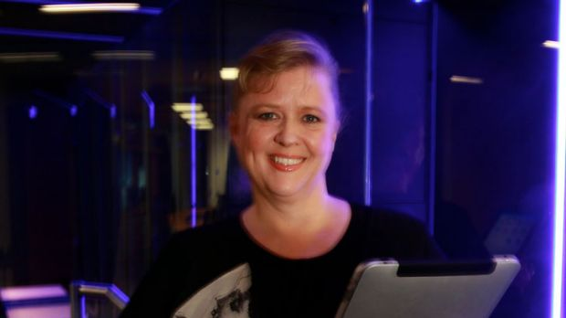 Telstra's Kristen Boschma says social media give more power to the people.