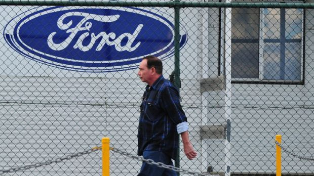 Ford made more money from fewer sales.
