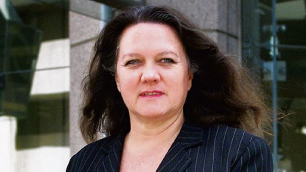 Gina Rinehart ... family troubles.
