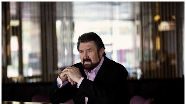 Broadcaster Derryn Hinch, who is waiting for a transplant as he battles liver cancer, blames his condition on his boozy past.