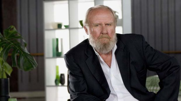 """""""An an actor he is always so distinctively and truthfully Australian"""" ... Bill Hunter."""