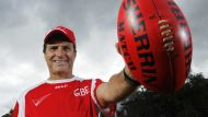 Paul Roos storms field following junior footy violence (Video Thumbnail)
