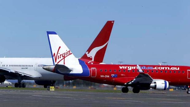 Virgin will keep up with the demand from stranded Qantas customers.