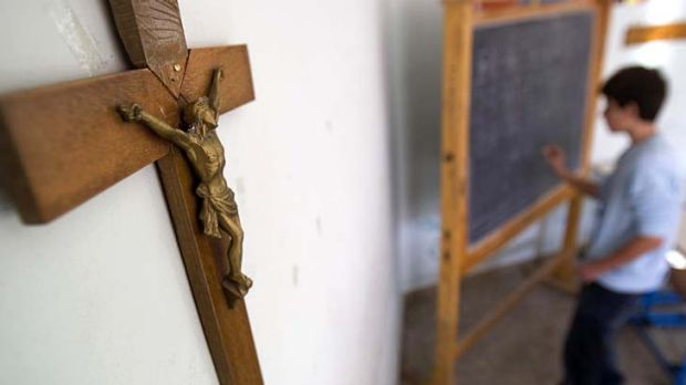 The soon-to-be-introduced national curriculum may not include a religious education subject.