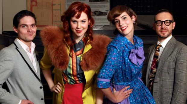 Mission 65 Fashion, is on at Red Bennies, Level 1, 373 Chapel Street, South Yarra, tomorrow night at 7pm.